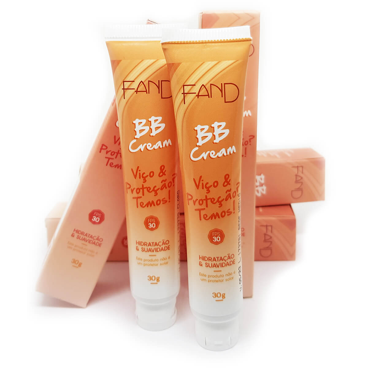 BB Cream Fand Makeup 30g FPS 30