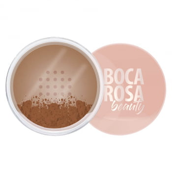 Pó Facial Boca Rosa Beauty By Payot - Cor 03 Mármore