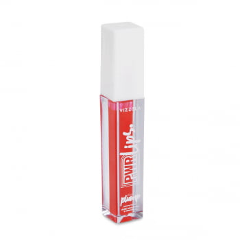 Power Lips Vizzela Tint Gloss TOP Coat Efeito Plump